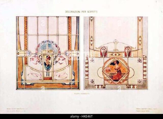 Decorazioni stock photos decorazioni stock images alamy - Decorazioni per soffitti ...