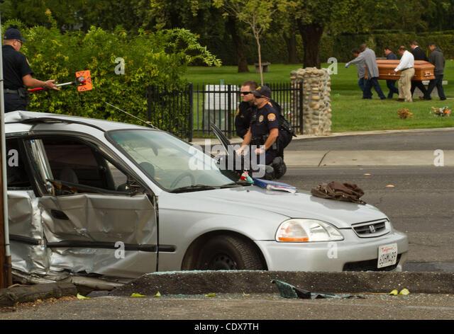 Car Accident On Scenic In Modesto Ca