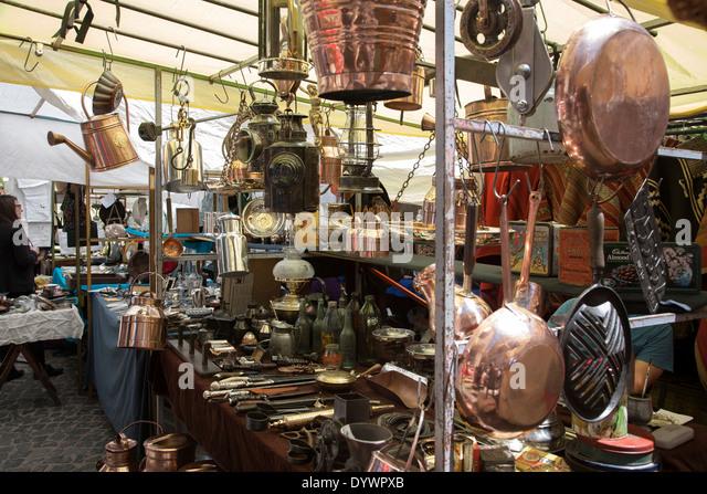 San Telmo Flea Market Stock Photos & San Telmo Flea Market ...