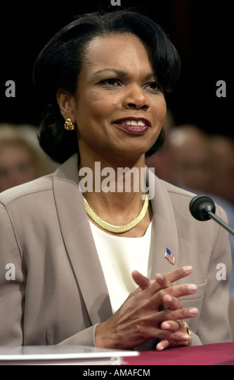 a biography of dr condoleezza rice Biography dr condoleezza rice served as national security advisor and  secretary of state during president george w bush's administration, pioneering  the.