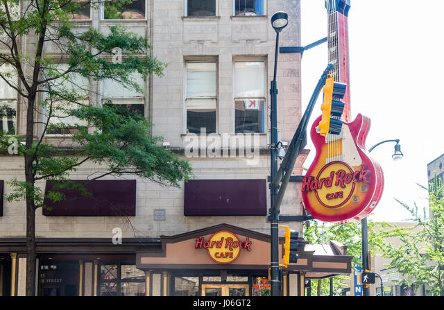 Hard Rock Cafe Downtown Atlanta Ga