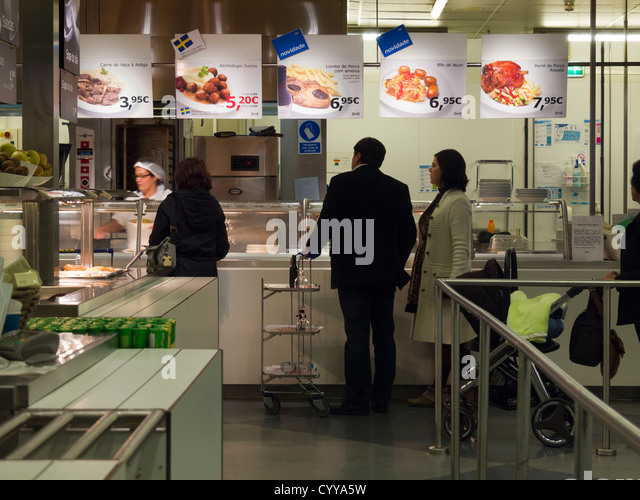 Ikea restaurant stock photos ikea restaurant stock for Restaurant ikea miami