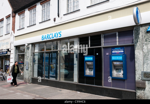 Barclays Oxford City Centre