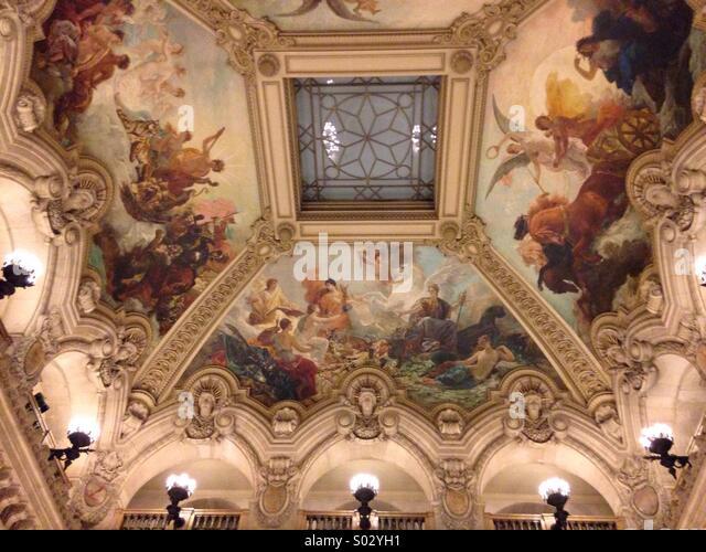 Plafond stock photos plafond stock images alamy - Le plafond de verre yamina benguigui ...