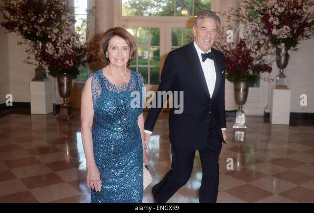 Nancy Pelosi Teenager Paul Pelosi Sto...
