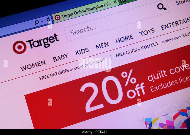 Target Shopping Stock Photos Target Shopping Stock Images Alamy