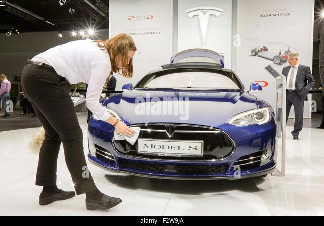 Clean Alternative Battery Vehicle Vehicles Technology Tesla Model - Automobil tesla