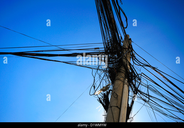Electrical Wiring Stock Photos & Electrical Wiring Stock Images ...