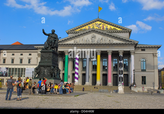 National Opera Theater Stock Photos & National Opera