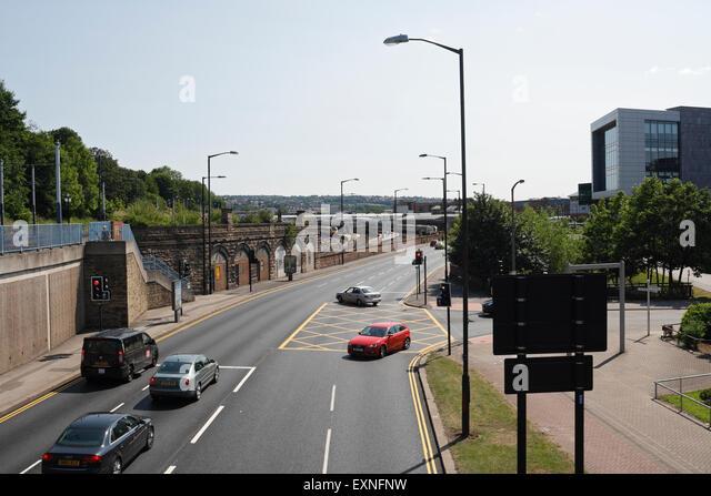 Car Park Near Ibis Budget Hotel Leeds