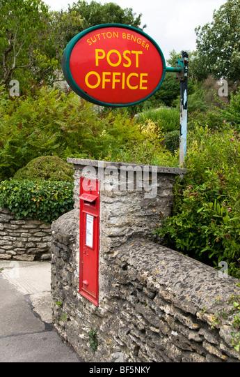 Sutton Post Office Car Parking