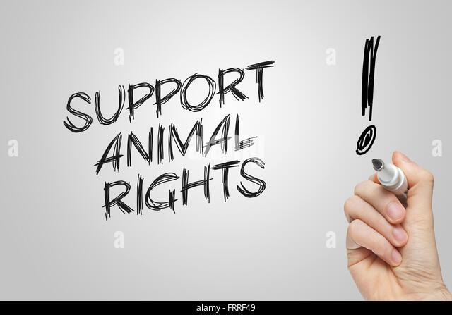 Animal rights writing