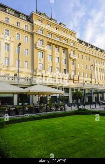 Hotel carlton bratislava stock photos hotel carlton for Hotel design 21 bratislava