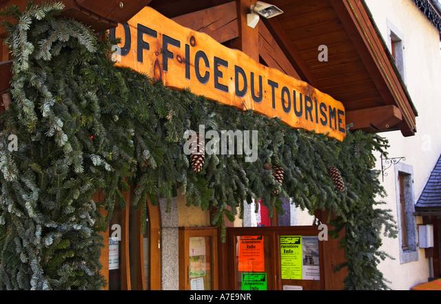 Office du tourisme stock photos office du tourisme stock images alamy - Office tourisme argentiere ...