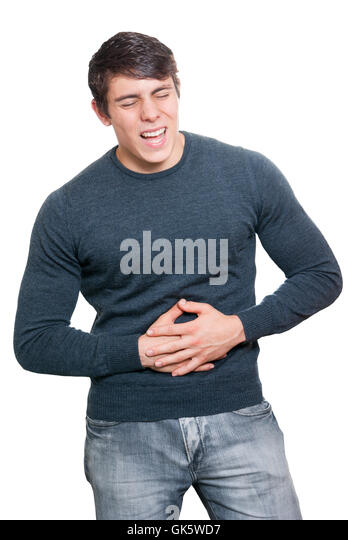stomach cramps stock photos & stomach cramps stock images - alamy, Skeleton