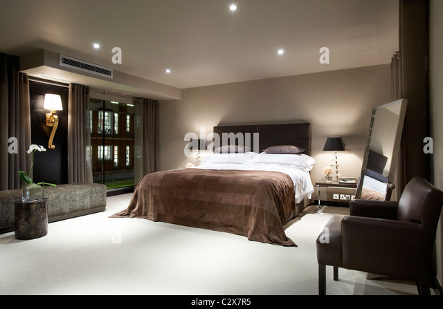 Michael Reeves Designer Interiors   Stock Image