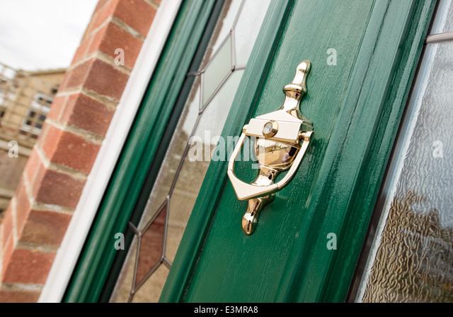 Door Knocker Bright Stock Photos Door Knocker Bright