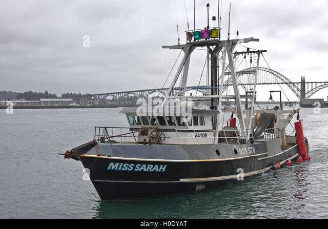 Oregon fishing stock photos oregon fishing stock images for Newport oregon fishing charters