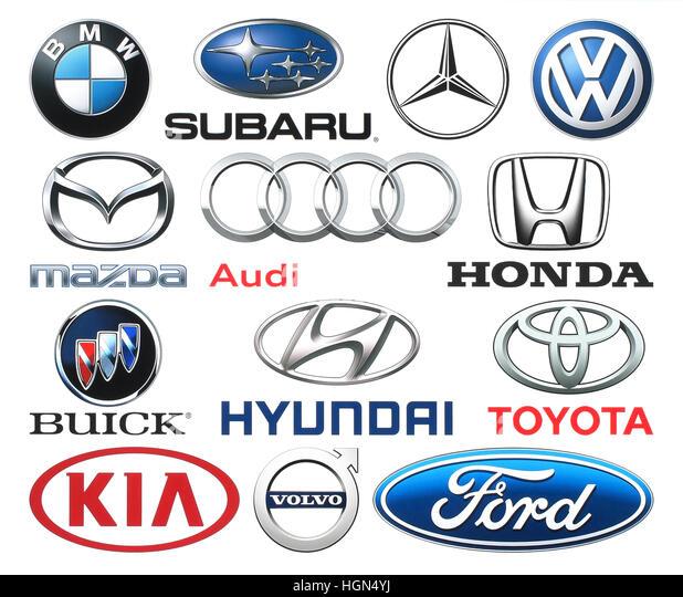 Audi Badge Stock Photos Amp Audi Badge Stock Images Alamy