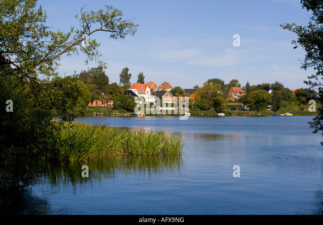 Lake In Silkeborg Denmark Stock Photos & Lake In Silkeborg Denmark Stock Images - Alamy