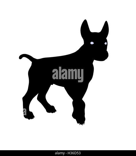 Silhoutte Animal Stock Photos Amp Silhoutte Animal Stock