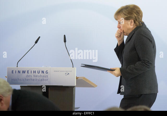 Berlin, Germany. 03rd Jan, 2015. German Chancellor Angela Merkel (CDU)