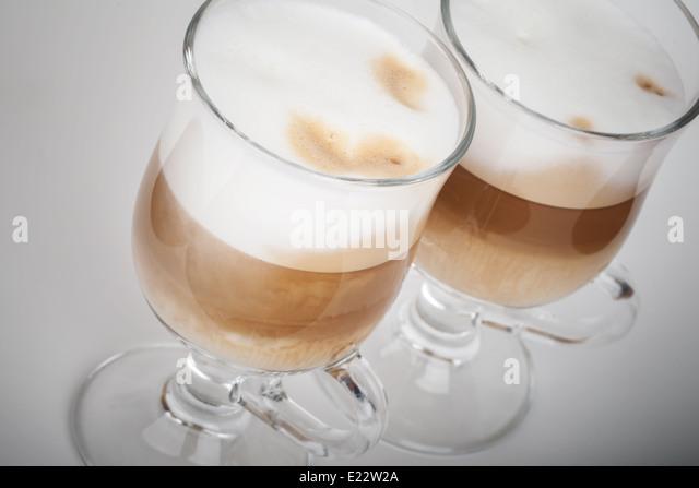 Big W Latte Glasses