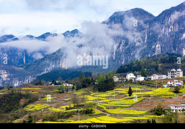 Enshi China  City new picture : Enshi Stock Photos & Enshi Stock Images Alamy