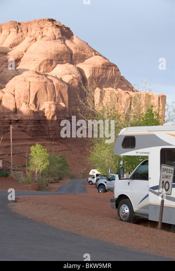 Rv Park Stock Photos Amp Rv Park Stock Images Alamy