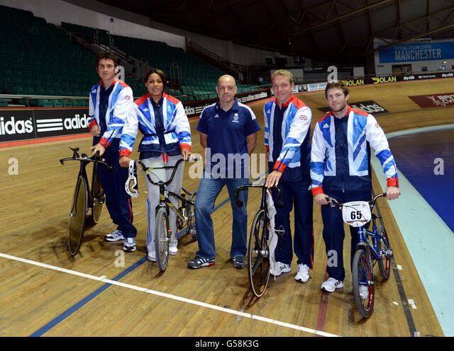 Great british cycling team stock photos amp great british cycling team