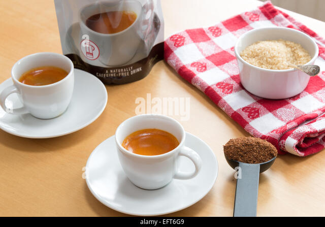 Caffeine free alternatives to coffee