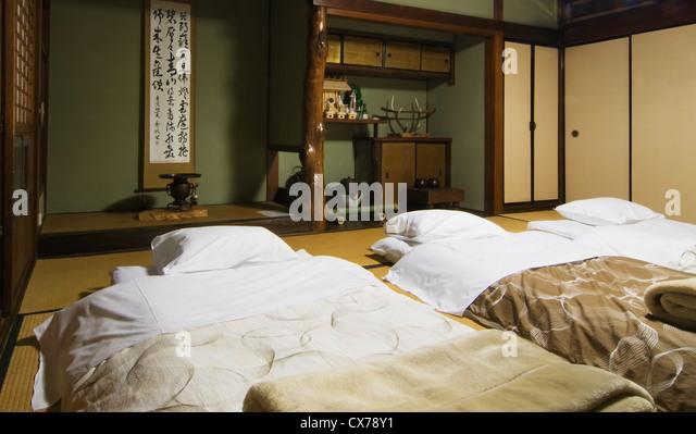 japanese futons stock photos japanese futons stock. Black Bedroom Furniture Sets. Home Design Ideas