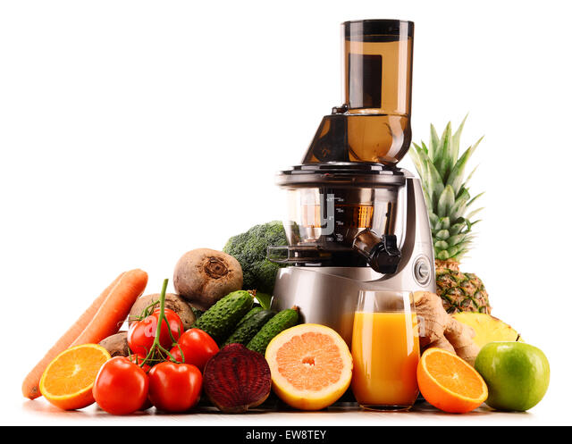 Slow Juicer Detox : Gerson Stock Photos & Gerson Stock Images - Alamy