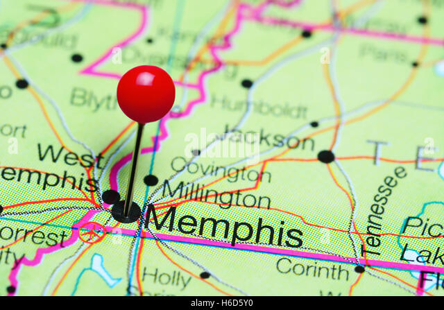 Map Of Tennessee State Stock Photos Map Of Tennessee State Stock