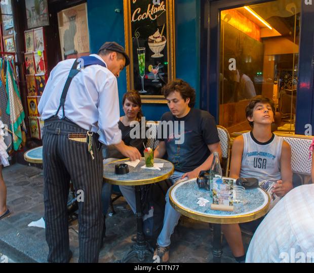 Le Cafe Du Marche Rue Clerc