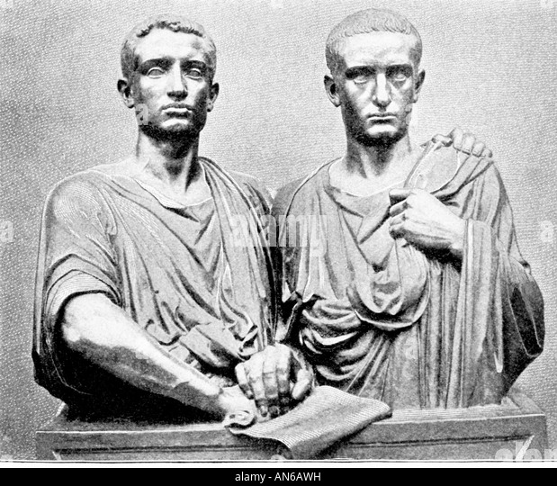 grachi tiberius gaius rome The gracchi brothers  so inflamed was the poor of rome over the death of tiberius that no investigation was made and scipio was quietly  , gaius gracchus.
