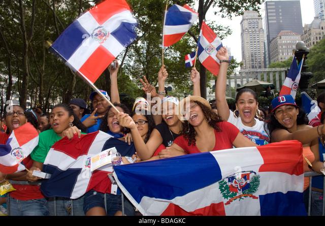 Dominican Republic Parade Stock Photos Dominican Republic Parade - Dominican republic independence day