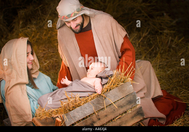 Mary And Joseph Stock Photos  Mary And Joseph Stock Images  Alamy