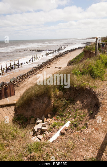coastal erosion at happisburgh norfolk Visit the oldest working light on the norfolk coast and the only independently operated lighthouse in the uk coastal erosion at happisburgh.