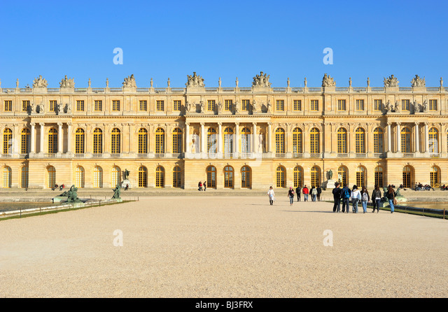 Versailles castle stock photos versailles castle stock for Versailles yvelines