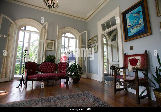 Ernest Hemingway Residence Key West Florida