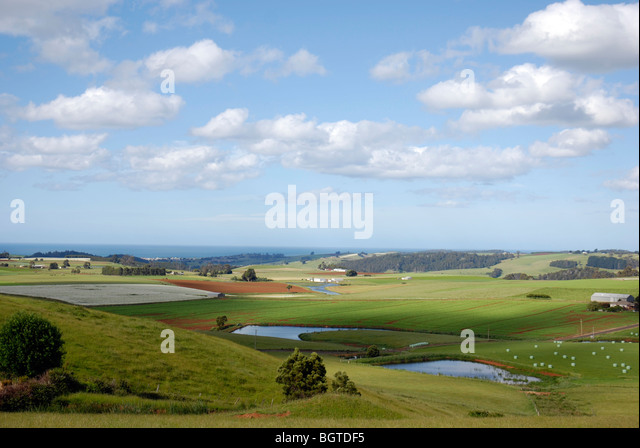 Ulverstone stock photos ulverstone stock images alamy for Landscaping rocks tasmania