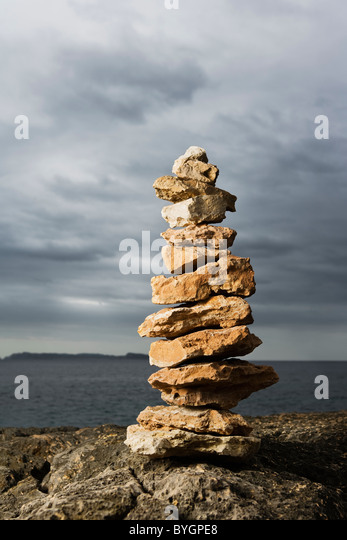 Stacked Rocks Stock Photos & Stacked Rocks Stock Images - Alamy