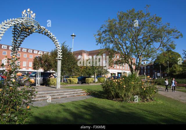 Welwyn Garden City Stock Photos Welwyn Garden City Stock Images Alamy