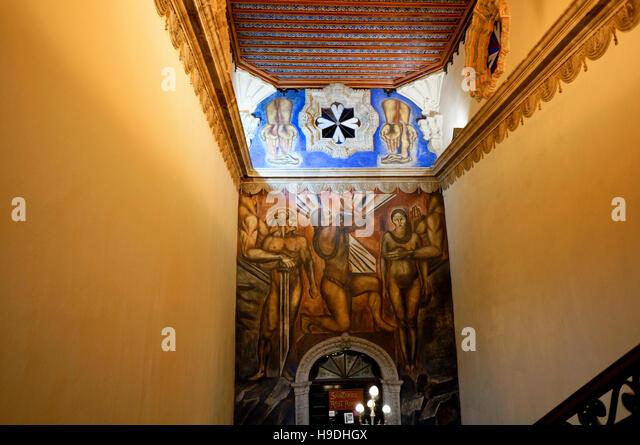 Casa de los azulejos mexico city stock photos casa de for House of tiles mexico city