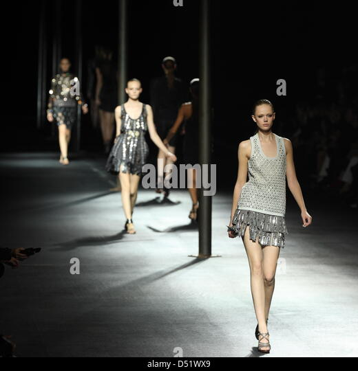 Lanvin, Autumn-Winter 2010 / 2011 Paris Fashion Week
