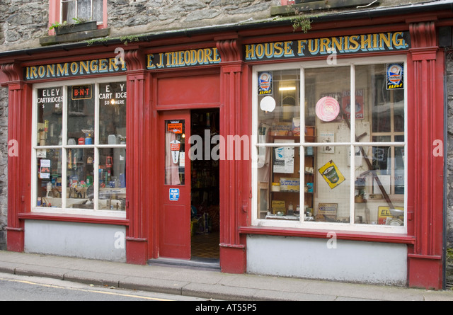 old ironmongers shop stock photos old ironmongers shop stock images alamy. Black Bedroom Furniture Sets. Home Design Ideas