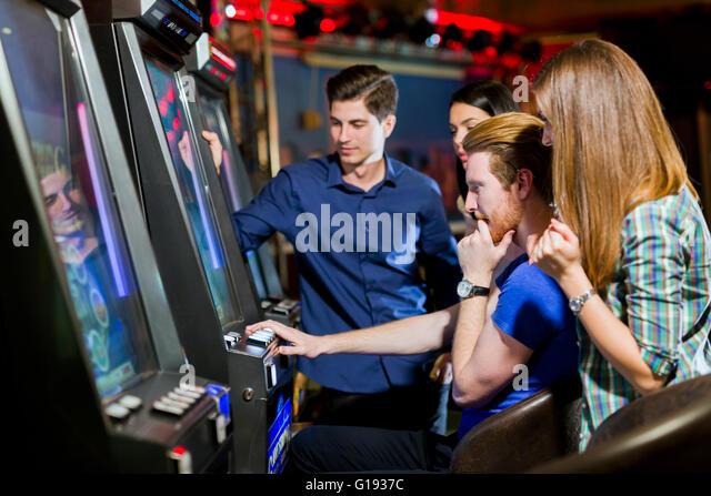 Arcade Machines Stock ...
