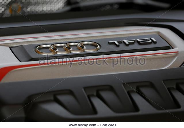 Audi Logo Stock Photos Amp Audi Logo Stock Images Alamy