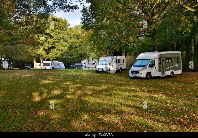 Camping And Caravan Club Stock Photos & Camping And ...